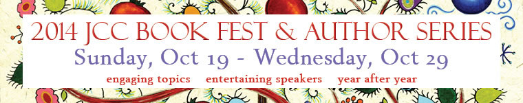 JCC Book Fest and Author Series