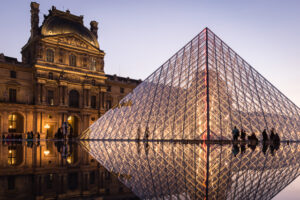 The Louvre Museum - Art and Politics of a Civic Institution @ Domingo Baca Multigenerational Center